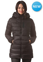 G-STAR Womens Whistler Slim Coat feather nylon - black