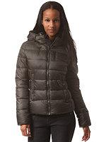 G-STAR Womens Whistler Slim Jacket feather nylon - asfalt/dark green