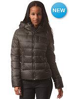 G-STAR Womens Whistler Slim Jacket feather nylon - asfalt