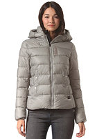 G-STAR Womens Whistler Slim Jacket feather nylon - industrial grey