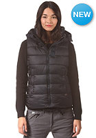 G-STAR Womens Whistler Slim Vest feather nylon - mazarine blue