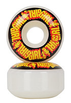 GIRL Big Girl 3D Wheels 52mm one colour