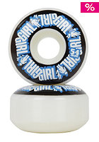 GIRL Big Girl 3D Wheels 54mm one colour