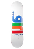 GIRL Deck Girl Mariano Life 8,125 one colour