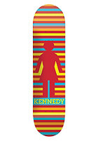 GIRL Deck Kennedy Geo 8.0 one colour