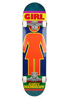 GIRL Komplettbboard Girl Kennedy Mega Jamz 7,625 one colour