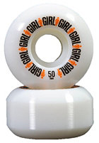 GIRL Wheels 50mm Streamlines one colour