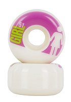GIRL Wheels 51mm Real Big one colour