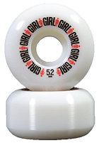 GIRL Wheels 52mm Streamlines one colour