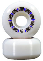 GIRL Wheels 54mm Streamlines one colour