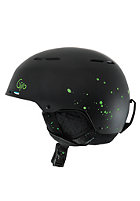 GIRO Combyn Helmet mat black splatter