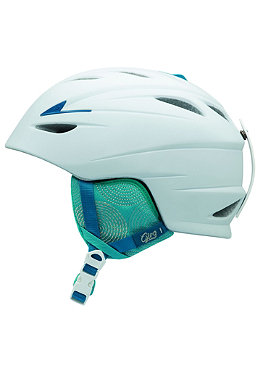 GIRO Womens Grove 2012 matte white in bloom
