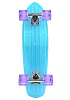 GLOBE Bantam Clears 7.00 light blue/raw/purple