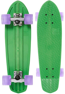 GLOBE Bantam Retro Rippers green/raw/clear purple