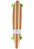 GLOBE Big Pinner Bamboo Longboard bamboo/green