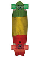 GLOBE Chromantic Cruiser rasta flag