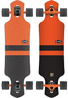 GLOBE Geminon Longboard fluoro orange
