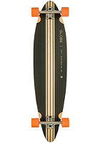 GLOBE Pinner Complete Longboard 9.0 black/sea port/orange