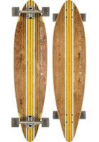 GLOBE Pinner Complete Longboard 9.0 brown/yellow