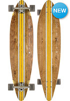 GLOBE Pinner Complete Longboard 9.0 brown/yellow