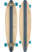 GLOBE Pinner Complete Longboard 9.0 natural/blue