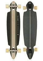 GLOBE Pinner Drop Through Longboard black/gold