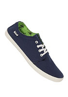 GLOBE Red Belly navy/lime