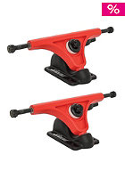 GLOBE Slant Reverse Kingpin Trucks 150mm red/black