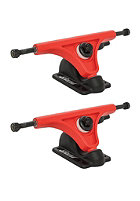 GLOBE Slant Reverse Kingpin Trucks 180mm red/black