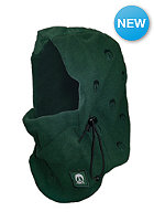 GNARLY CLOTHES Hood Facemask green