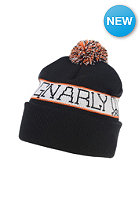 GNARLY CLOTHES Pom Beanie black