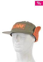 GNU Franz Cap army green