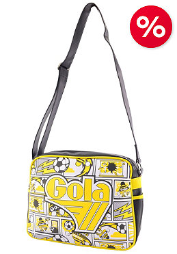 GOLA Redford Stricker Bag black/white/sun