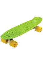 Gold Cup Longboard Banana Board 5.8 green