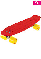 Gold Cup Longboard Banana Board 5.8 red