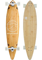 GOLDCOAST Complete Classic Longboard bamboo