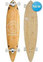 GOLDCOAST Complete Classic Longboard bamboo