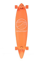 GOLDCOAST Complete Classic Longboard orange