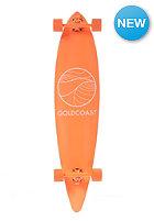 GOLDCOAST Complete Classic Longboard orange