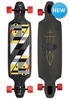 GOLDCOAST Complete Serpentagram Longboard black