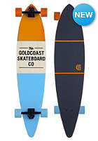 GOLDCOAST Complete Standart Longboard orange
