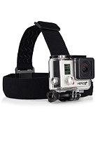 GOPRO Headstrap + QuickClip one colour