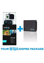 GOPRO HERO 3+ Black Edition Outdoor incl.Battery BacPac black