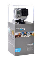 GOPRO HERO 3+ Silver Edition one color
