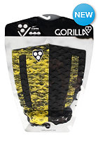 GORILLA Chippa Pad black/acid Assorted