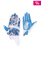 GRENADE Flower Gloves white