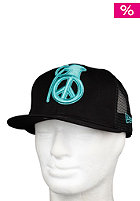 GRENADE Mesh Peace Bomb New Era Cap black