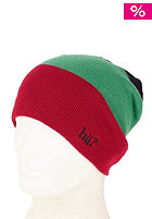 H�? 3 Striped Beanie bordeaux