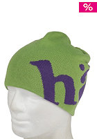 H? Beanie Big Logo grashopper