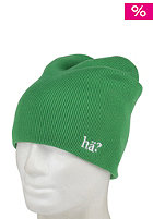H? Beanie Solid grashopper